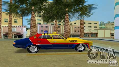 Ford Falcon 351 GT Interceptor for GTA Vice City right view