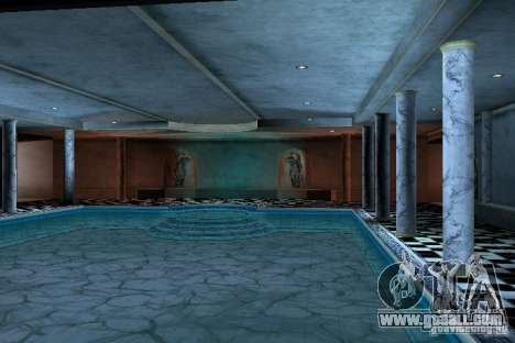 New Mansion for GTA Vice City seventh screenshot