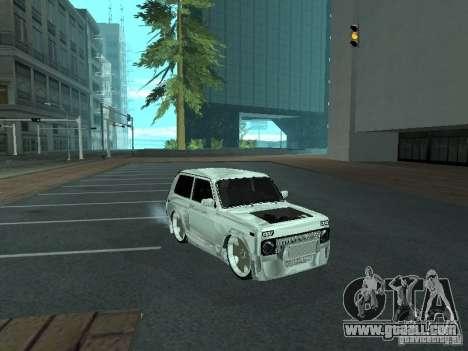 VAZ 2121 Final for GTA San Andreas
