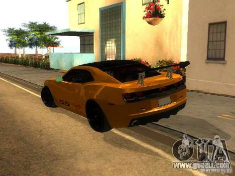 Chevrolet Camaro SSX V1.1 for GTA San Andreas right view