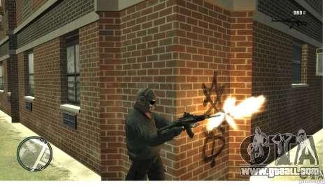 THE PKK for GTA 4 seventh screenshot
