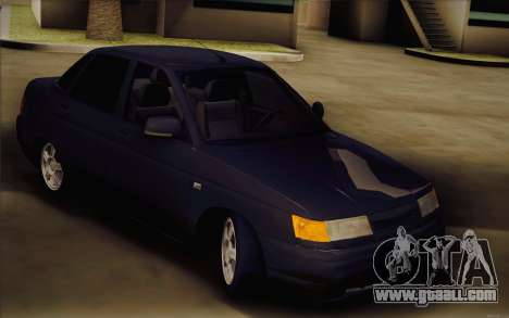 VAZ 2110 Drain for GTA San Andreas