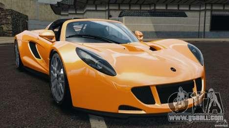 Hennessey Venom GT Spyder for GTA 4