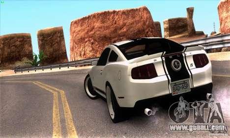 Real HQ Roads for GTA San Andreas second screenshot