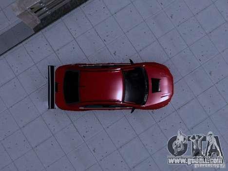 Mitsubishi Lancer Evolution X v2 Make Stance for GTA San Andreas side view