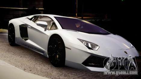 Lamborghini Aventador LP700-4 Twin Turbo UGR for GTA 4