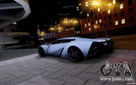 SA Beautiful Realistic Graphics 1.6 for GTA San Andreas twelth screenshot