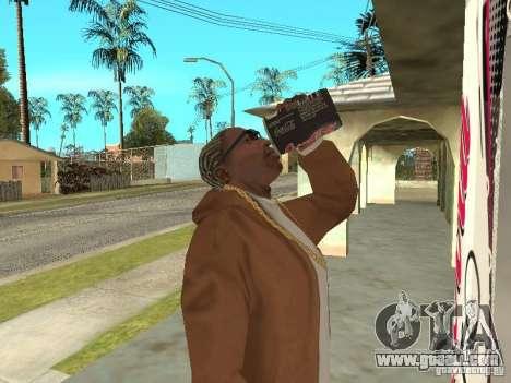 New machines for GTA San Andreas third screenshot