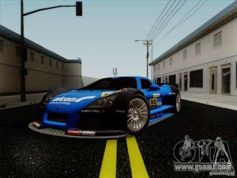 Gumpert Apollo 2005 for GTA San Andreas
