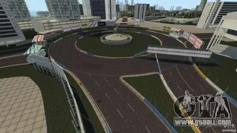 Long Beach Circuit [Beta] for GTA 4 twelth screenshot