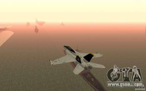 CSG-11 for GTA San Andreas second screenshot