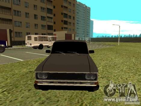 Moskvich 2140 for GTA San Andreas left view