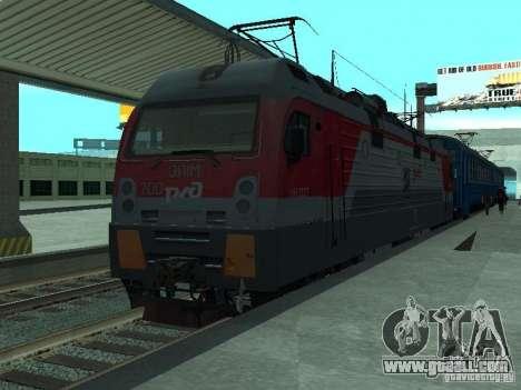 ÈP1M-CFR 700 for GTA San Andreas