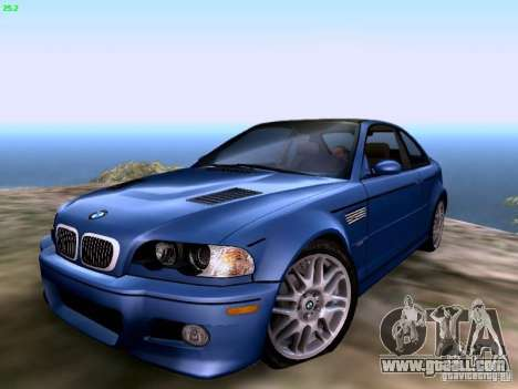 BMW M3 Tunable for GTA San Andreas