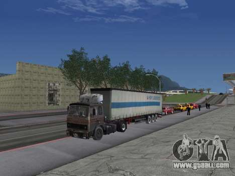 Trailer Schmitz for GTA San Andreas