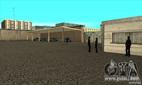 Renewal of driving schools in San Fierro V 2.0 F for GTA San Andreas second screenshot