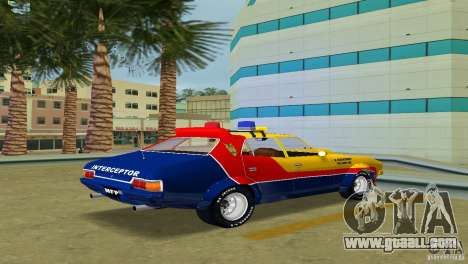 Ford Falcon 351 GT Interceptor for GTA Vice City left view