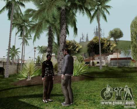 Roman for GTA San Andreas forth screenshot