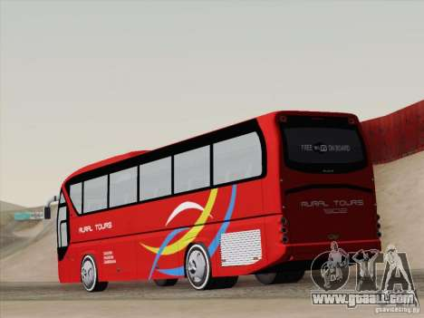 Neoplan Tourliner. Rural Tours 1502 for GTA San Andreas right view
