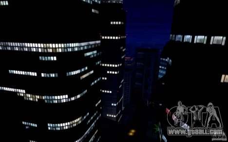 SA Beautiful Realistic Graphics 1.6 for GTA San Andreas eighth screenshot