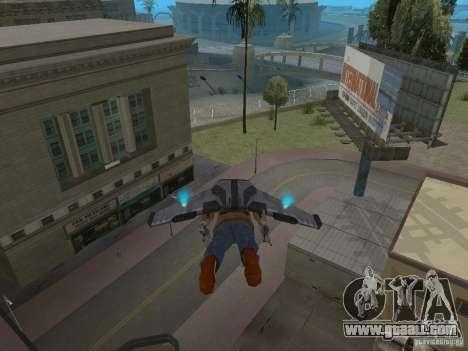 JetWings Black Ops 2 for GTA San Andreas fifth screenshot