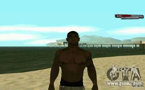 James Woods HD Skin for GTA San Andreas fifth screenshot