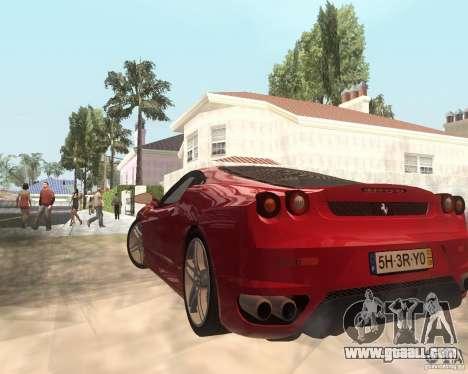 Star ENBSeries by Nikoo Bel for GTA San Andreas sixth screenshot