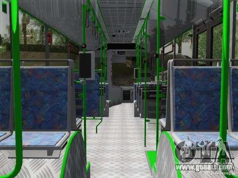 Design X3 for GTA San Andreas interior
