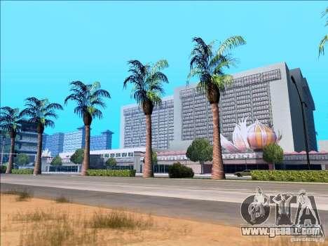 ENBSeries v1.1 for GTA San Andreas ninth screenshot