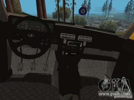 VAZ 21214 Niva for GTA San Andreas right view