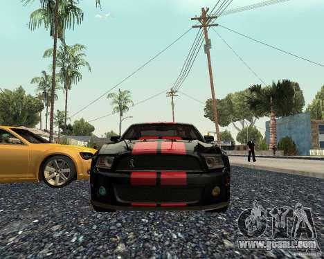 Star ENBSeries by Nikoo Bel for GTA San Andreas tenth screenshot