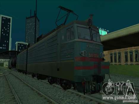 Vl11-320 for GTA San Andreas left view