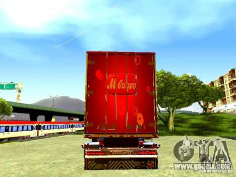 Trailer Video for GTA San Andreas right view