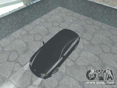 Hyundai Tiburon GT for GTA San Andreas back view