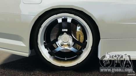 Nissan Skyline GT-R R34 for GTA 4 inner view