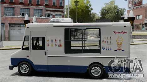 New van moroženŝika for GTA 4 second screenshot
