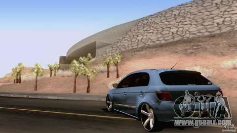 Volkswagen Golf G5 for GTA San Andreas right view