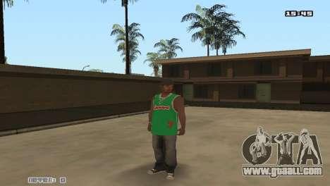 Skin Pack Groove Street for GTA San Andreas sixth screenshot