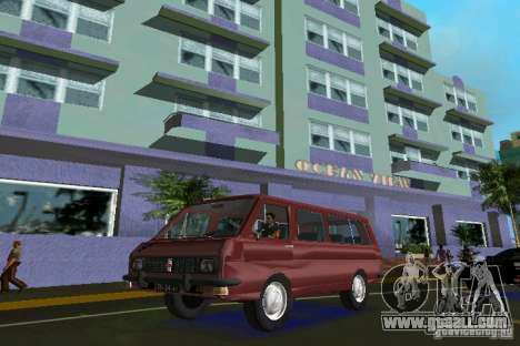 RAF 2203 for GTA Vice City