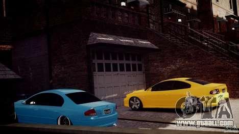 Holden Monaro for GTA 4 right view