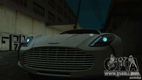 ENBSeries by dyu6 v3.0 for GTA San Andreas second screenshot