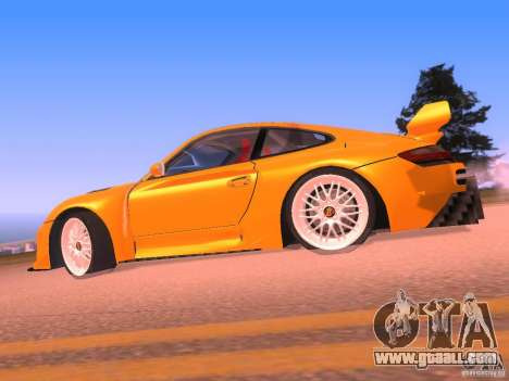 Porsche 911 Turbo Tuning for GTA San Andreas left view