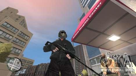 THE PKK for GTA 4
