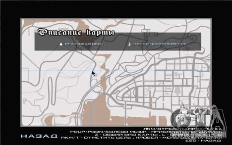GTA V map for GTA San Andreas forth screenshot