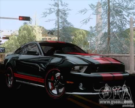 Playable ENB Series v1.2 for GTA San Andreas second screenshot