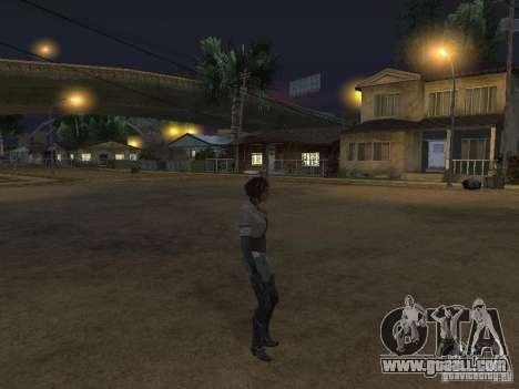 Remember Me Nilin for GTA San Andreas third screenshot