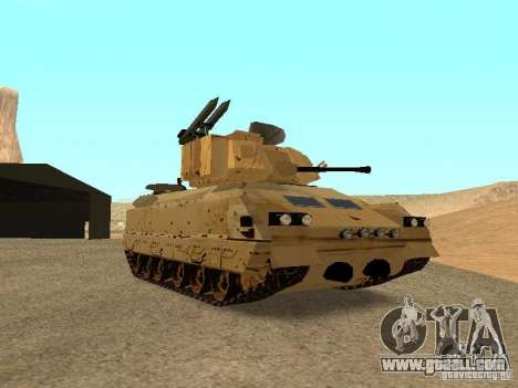 M2A3 Bradley for GTA San Andreas