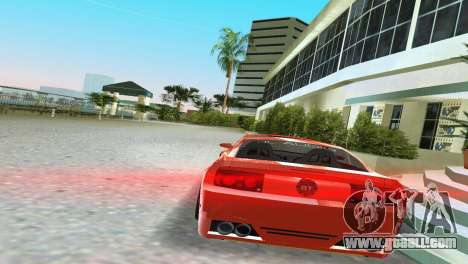 Ford Mustang 2005 GT for GTA Vice City left view