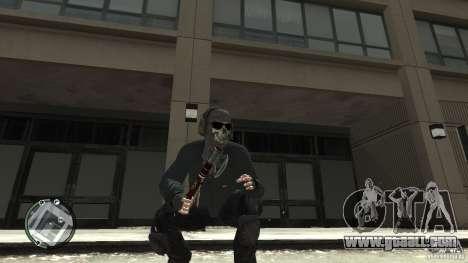 Assassins Creed III Tomahawk for GTA 4
