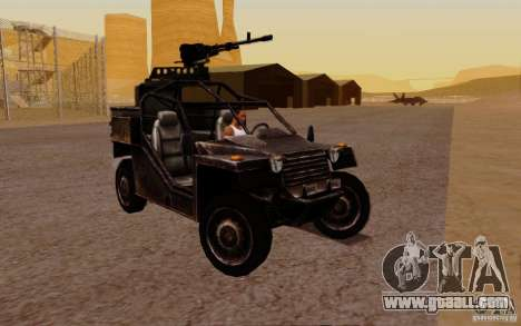 VDV Buggy from Battlefield 3 for GTA San Andreas